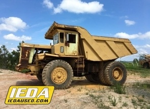 Used 1974 Euclid R35 201TD For Sale
