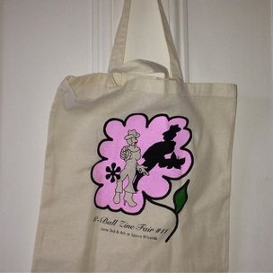 8Ball Zine Fair 2017 Tote