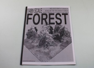 1/48 Scale Forest