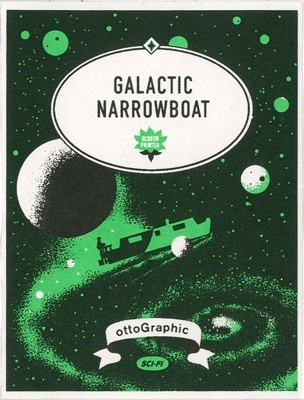 Galactic Narrowboat