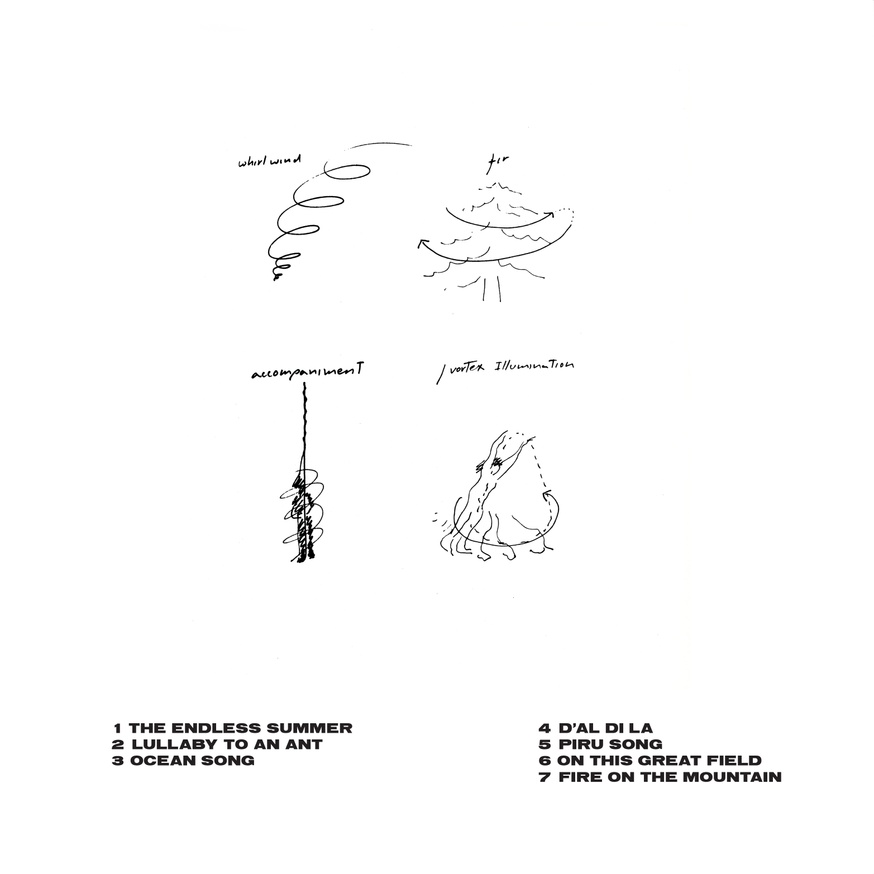 Simone Forti - Hippie Gospel Songs - Printed Matter
