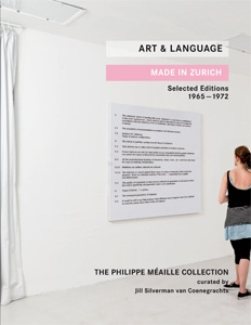Art & Language : Made in Zurich - Selected Editions 1965-1972