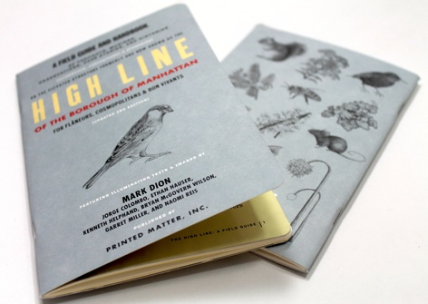 Field Guide to the High Line - Mark Dion