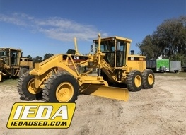 Used 1996 Caterpillar 12H For Sale
