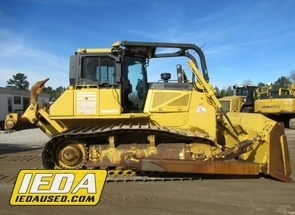 Used 2012 Komatsu D65WX-17 For Sale