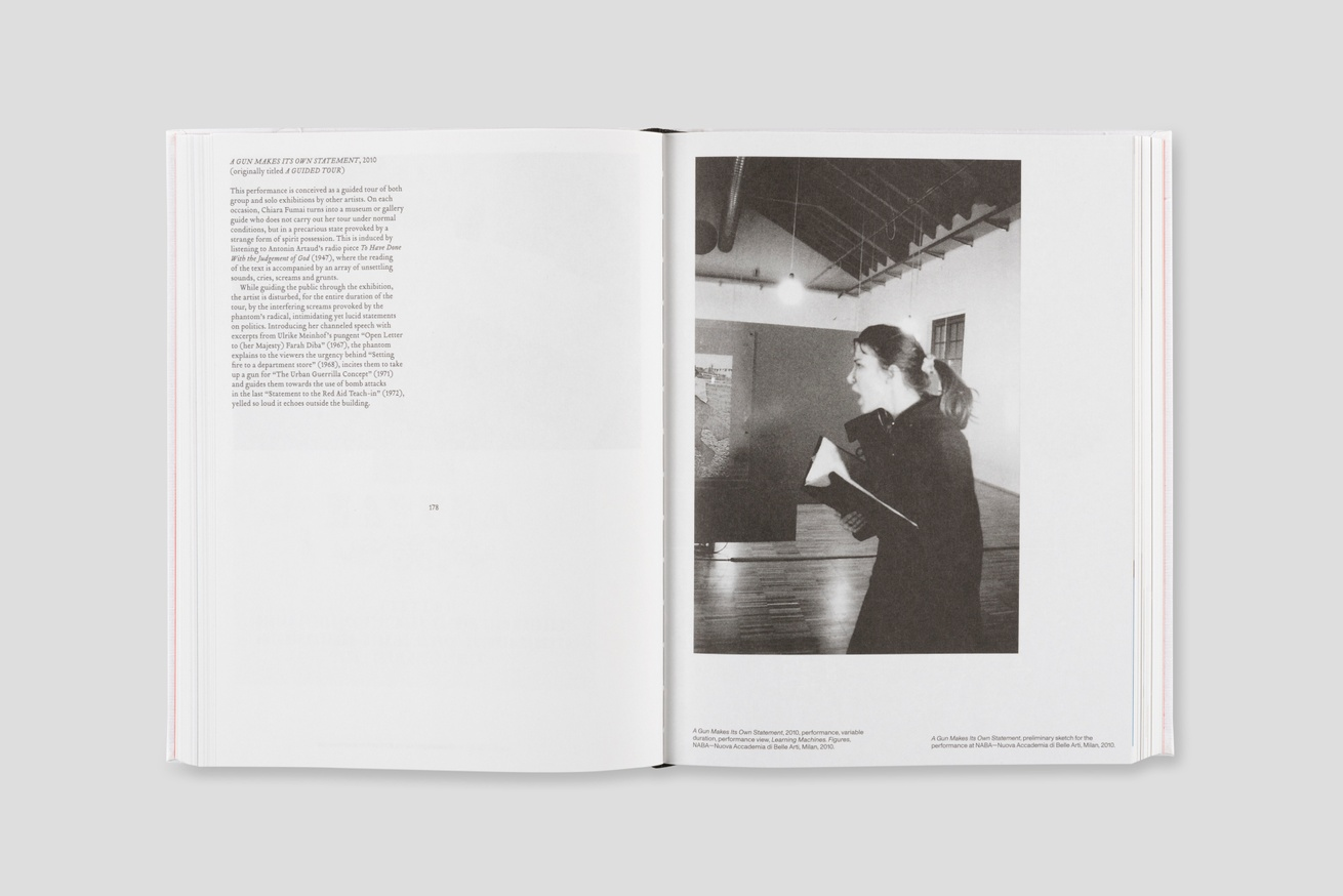 Poems I Will Never Release: Chiara Fumai 2007-2017 thumbnail 6
