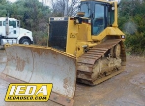 Used 2000 Caterpillar D6M XL For Sale