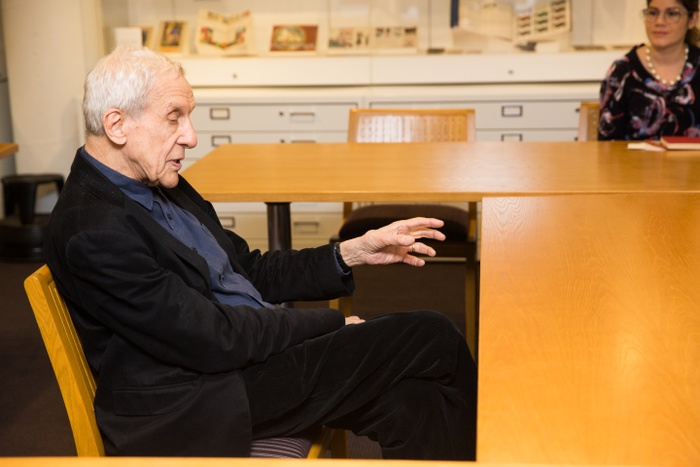 Kenneth Frampton, Ware Professor of Architecture
