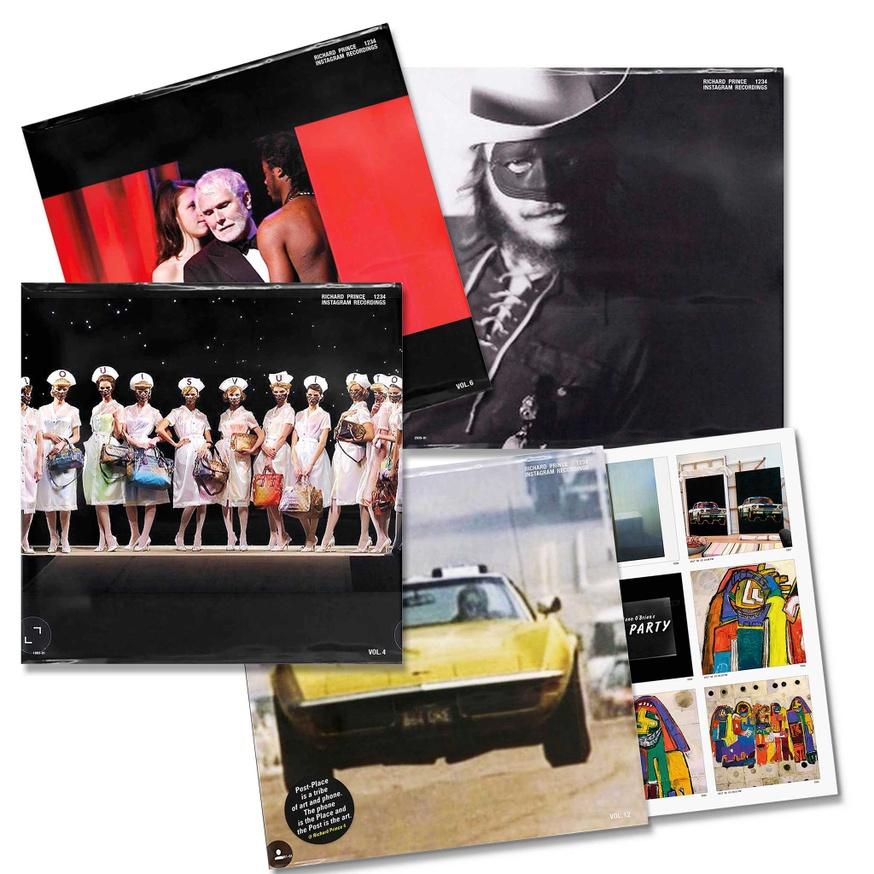 Richard Prince 1234: Instagram Recordings Complete Set, Vols. 1-12 thumbnail 3