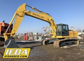 Used 2004 New Holland EC240 For Sale