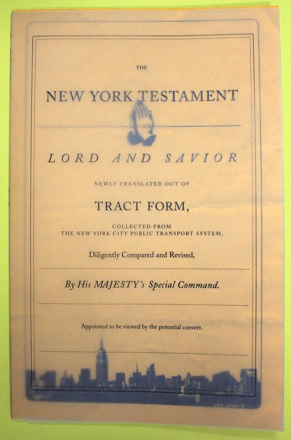 New York Testament