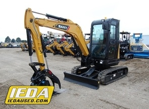 Used 2018 Sany SY35U For Sale