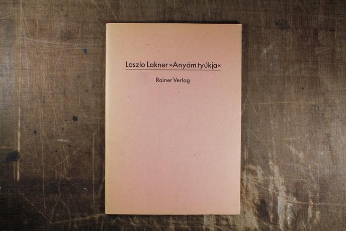"""Laszlo Lakner : """"Anyám tyúkja"""" : Computerversionen des Gedichts von Sándor Petöfi"""