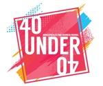 40 Under 40 Awards Reception