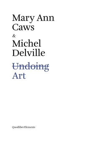 Undoing Art