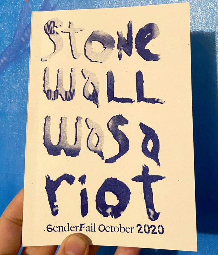 Stonewall was a Riot: On Police Brutality