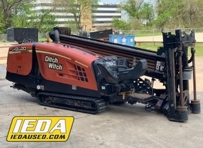 Used 2011 Ditch Witch JT2020 MACH 1 For Sale