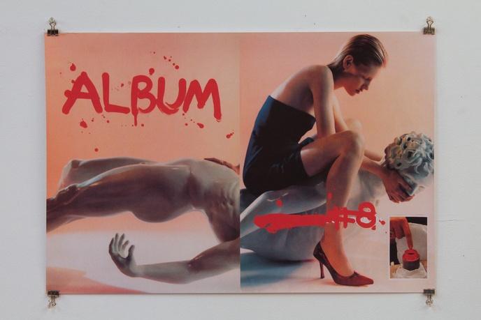 Album #8 Poster
