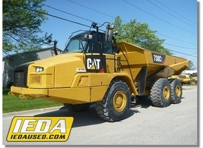 Used 2016 Caterpillar 730C2 For Sale