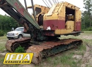 Used 1981 BUCYRUS-ERIE 30B HD For Sale