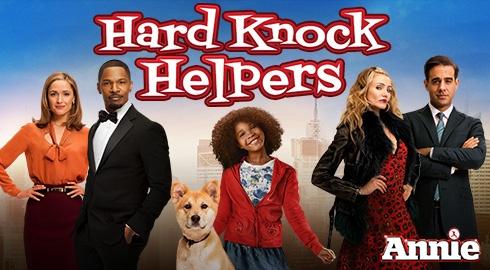 Annie: Hard Knock Helpers