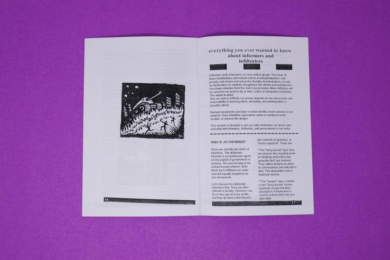 Security Culture: A Handbook for Activists thumbnail 3