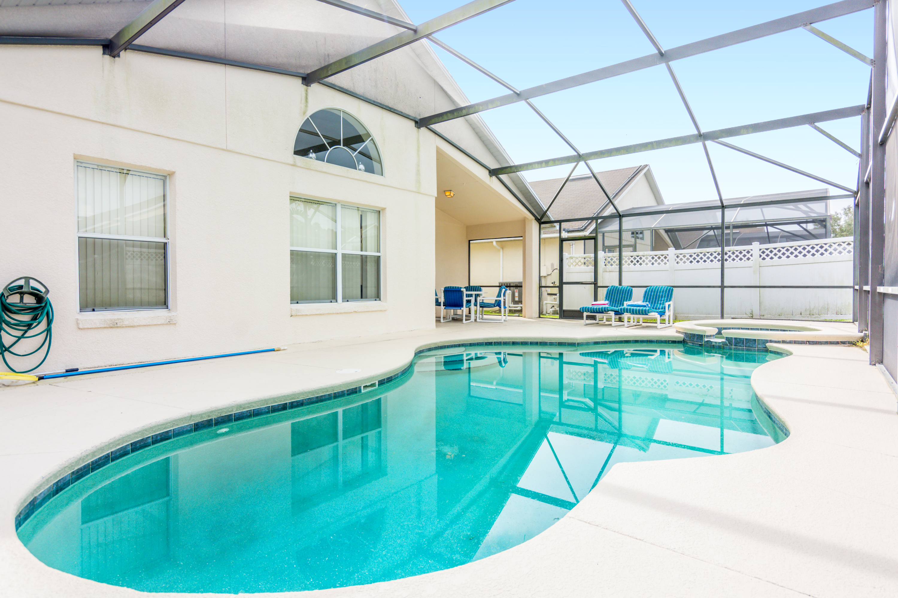 Apartment Dany s place - 4BED - Private Pool - Near Disney - Great House photo 20394134