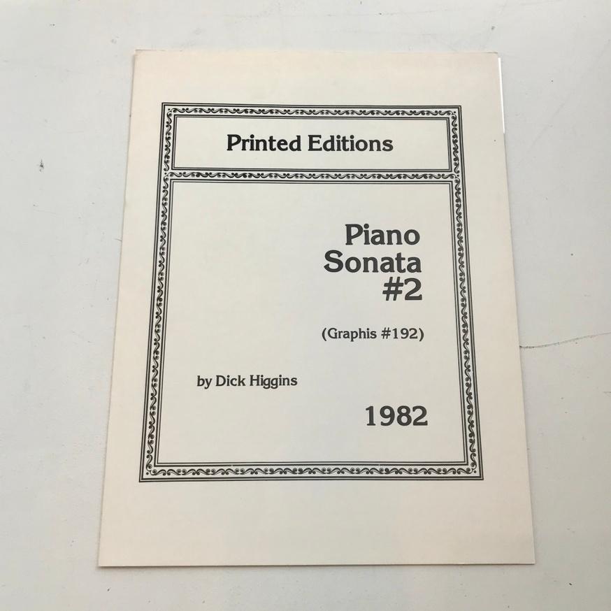 Piano Sonata #2