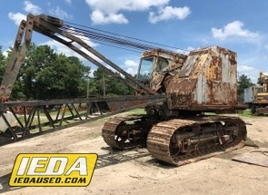 Used 1971 BUCYRUS-ERIE 25B For Sale