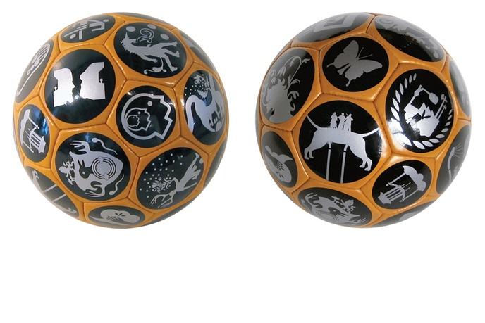 Soccer Ball Multiple