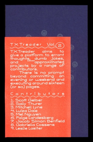 TXTreader Vol. 2