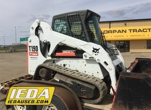 Used 2011 Bobcat T190 For Sale