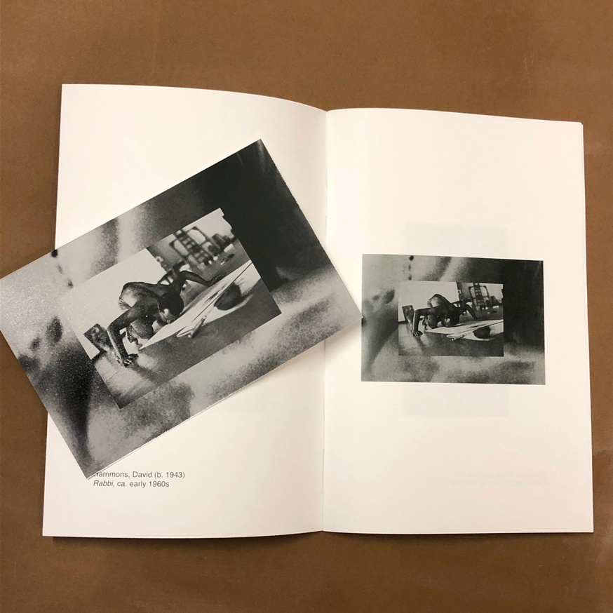 Eleven Works by David Hammons thumbnail 2