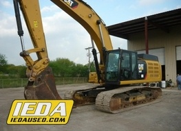 Used 2016 Caterpillar 349FL For Sale