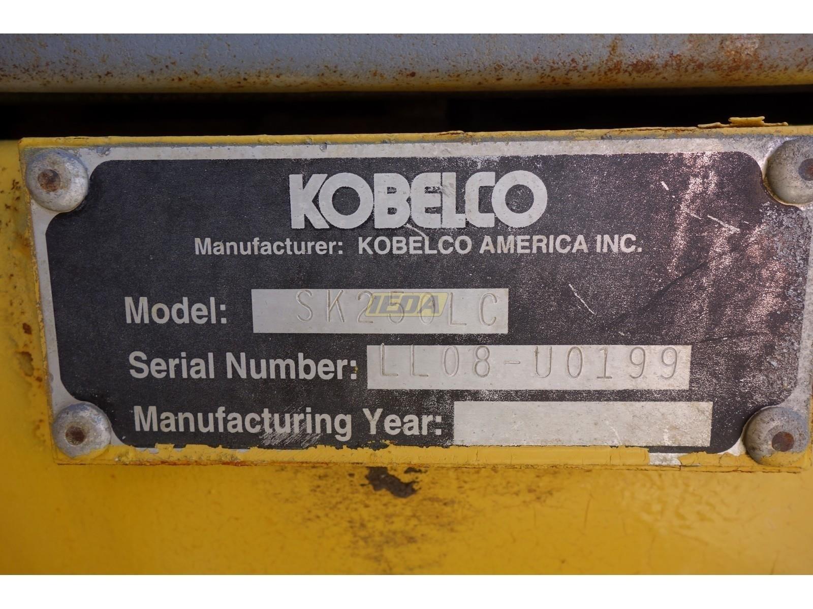 Used 2001 Kobelco SK250 LC DYNAMIC ACERA For Sale