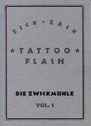 Zick Zack Tattoo Flash