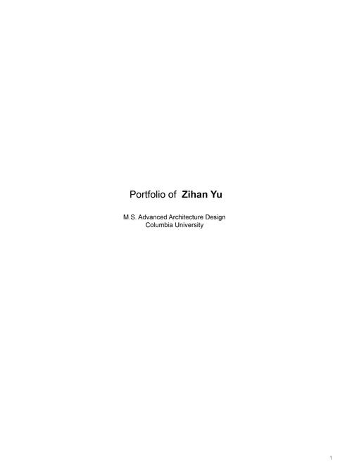 AAD YuZihan SP20 Portfolio.pdf_P1_cover.jpg