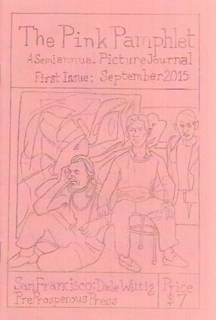 The Pink Pamphlet : A Semiannual Picture Journal, Issue 1 (September 2015)