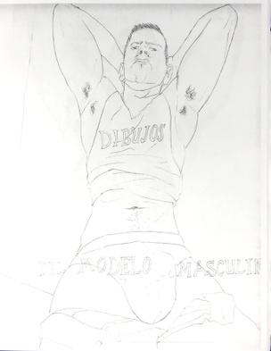 Dibujo del Modelo Masculino