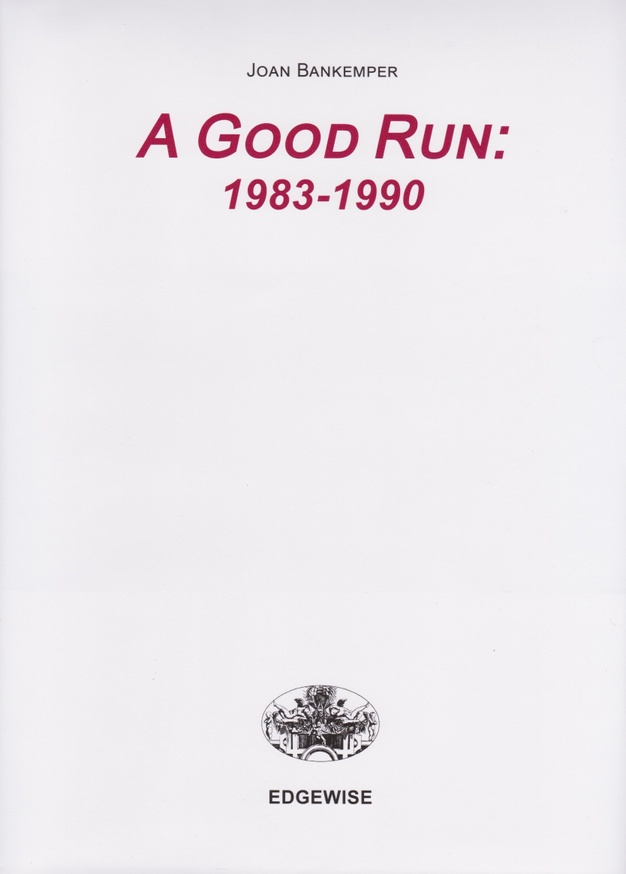 A Good Run: 1983–1990 thumbnail 1