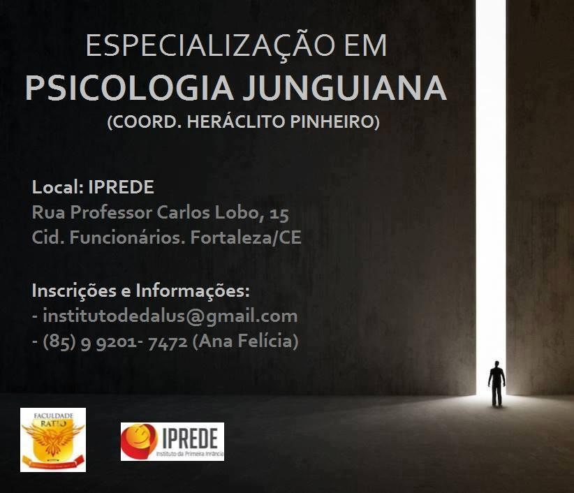Especialização em Psicologia Junguiana