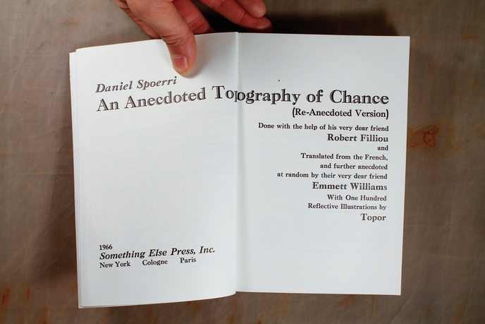 An Anecdoted Topography of Chance [Topographie Anecdotée du Hasard] thumbnail 3