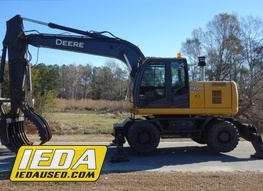 Used 2011 John Deere 190DW For Sale