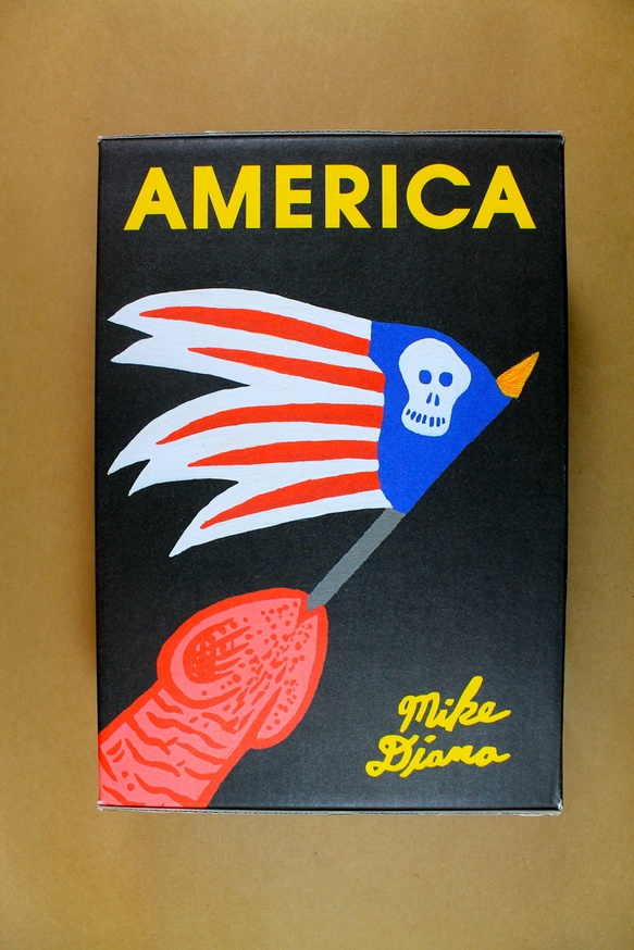 Mike Diana : America : Live/Die