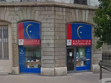 Photo du centre Audition Mutualiste de Lyon