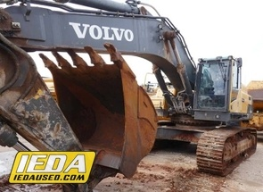 Used 2014 Volvo EC 480 D L For Sale