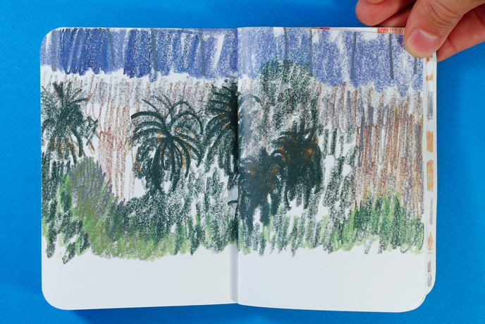 Notebooks: Drawing/Seeing thumbnail 5