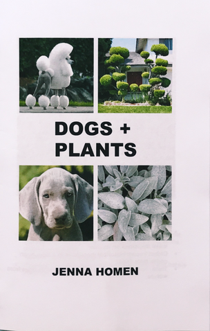 Dogs + Plants
