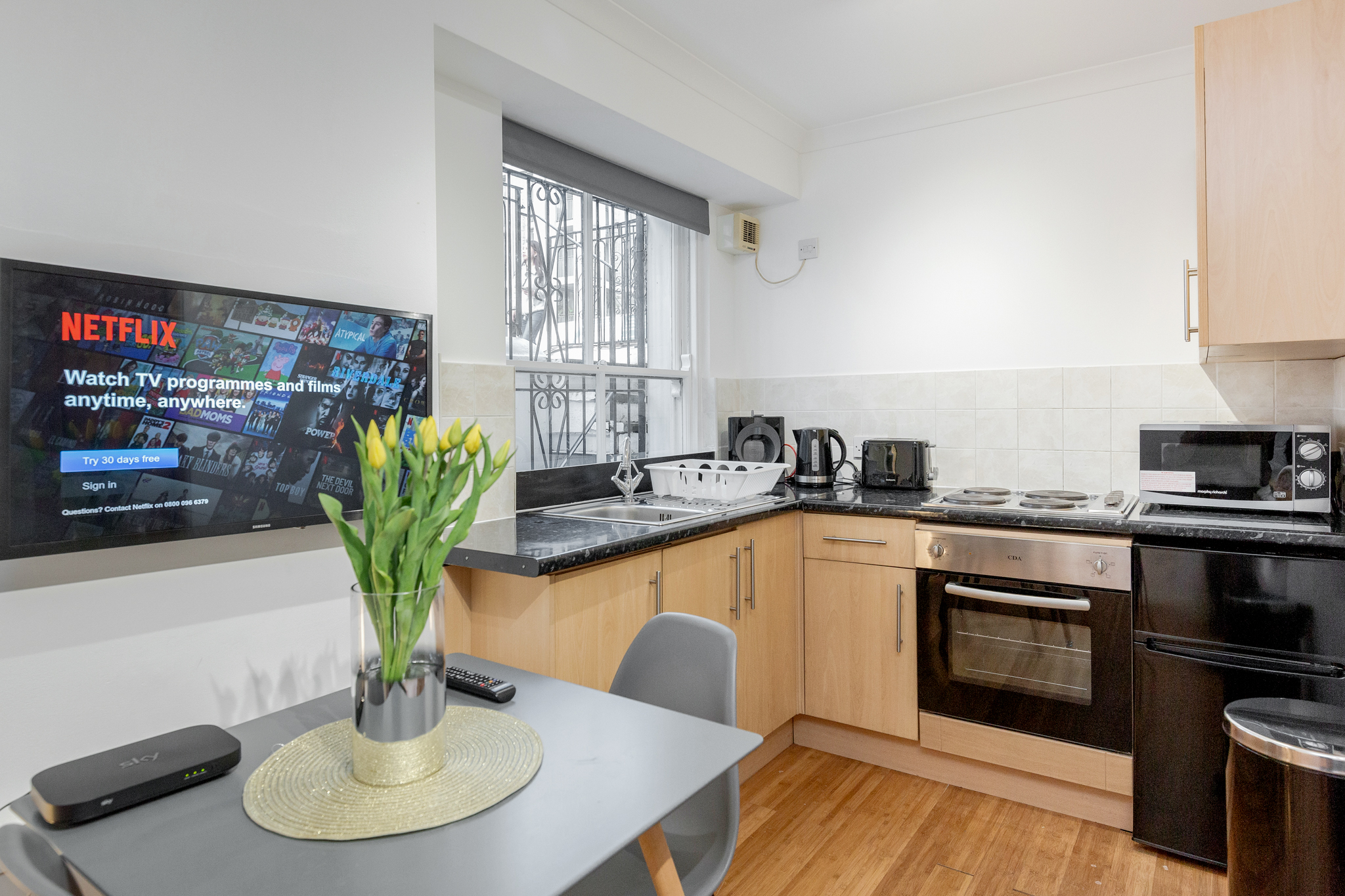 Apartment Professionally cleaned Beautiful studio apartment on Kings Road  Chelsea photo 20330203