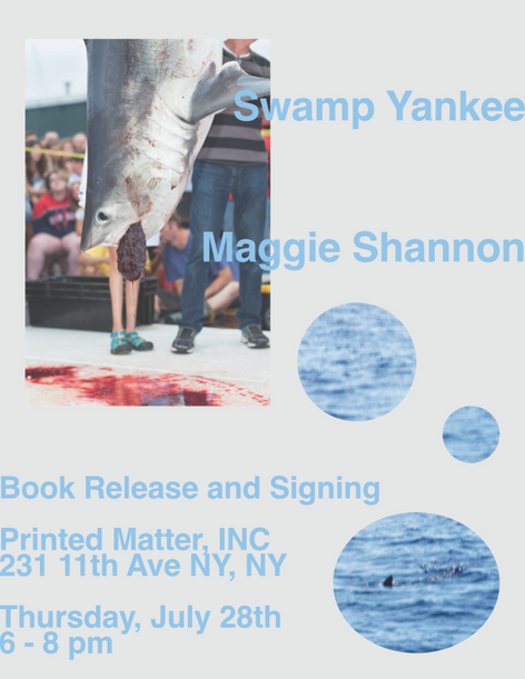 Swamp Yankee by Maggie Shannon - Book Launch